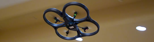 Drone by Mike Miley on Flickr. Used under a Creative Commons Share-alike license.