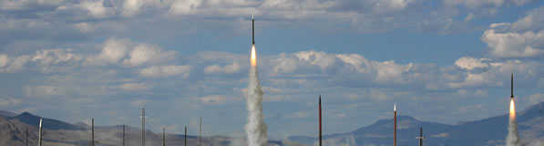 Rocket launch by Jurvetson on Flickr. Used under a creative commons license. http://www.flickr.com/photos/jurvetson/1400552158
